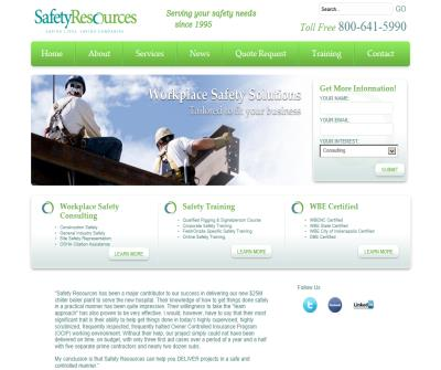 Safety Resources, Inc. - Safety Training and Consulting for the Workplace