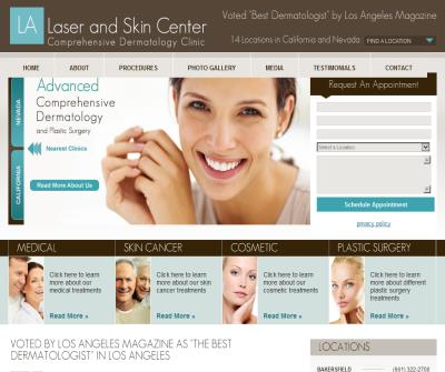 LA Laser Center : Los Angeles Dermatology, Dermatologist, Cosmetic Surgery