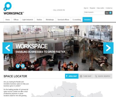 Workspacegroup - Commercial Property London