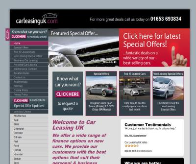 Car Leasing UK