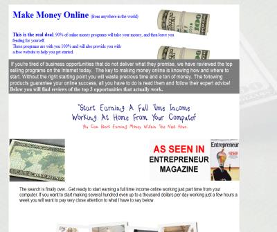proven online money making system