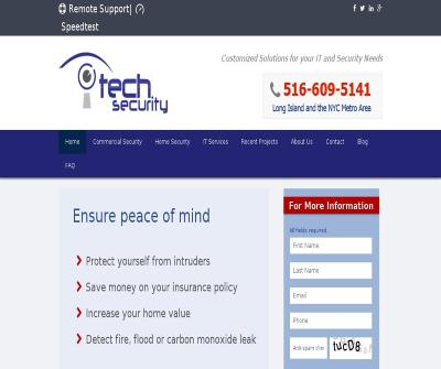 I-Tech Security Security Camera Systems, Hosted VOIP Phone Systems, Access Control, Alarm Systems Long Island New York