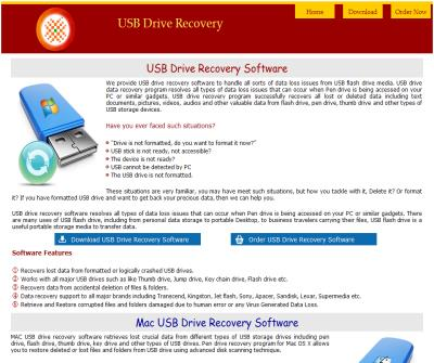 flash recovery software