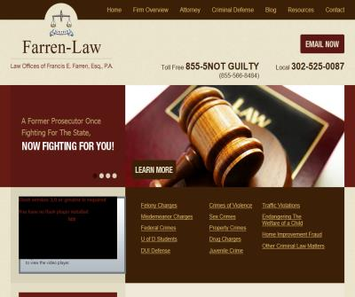 Law Offices of Francis E. Farren, Esq., P.A.