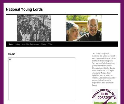 National Young Lords