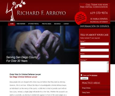 Richard F. Arroyo, Attorney At Law