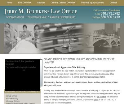Law Office of Jerry M. Beurken
