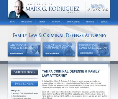 Law Office of Mark G. Rodriguez, P.A.