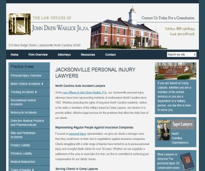 The Law Offices of John Drew Warlick Jr., P.A.
