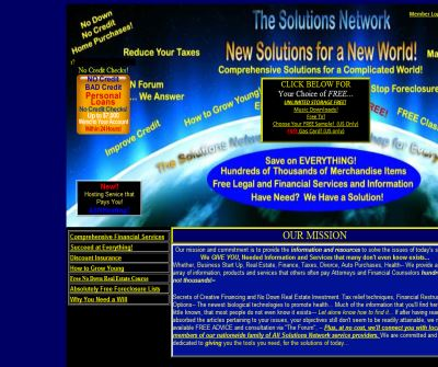 ALL SOLUTIONS NETWORK