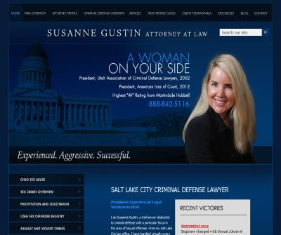 Susanne Gustin Attorney at Law