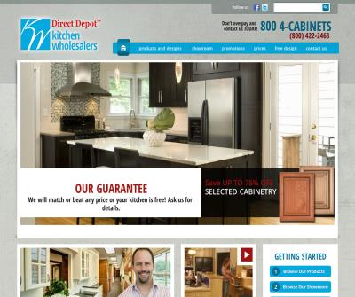 Kitchen cabinets | Bathroom Cabinets | KitchensandBaths.com