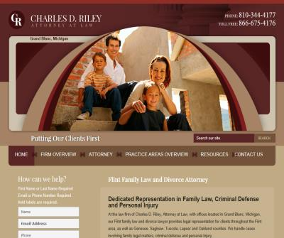 Charles D. Riley, Attorney at Law