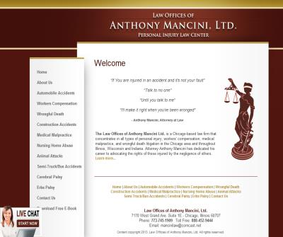 The Law Offices of Anthony Mancini, Ltd.