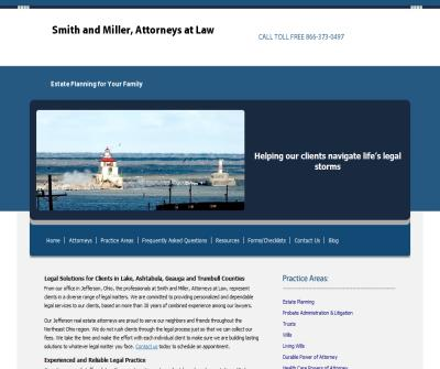 Smith and Miller, Attorneys at Law