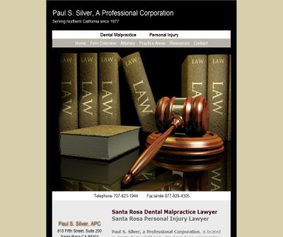 Paul S. Silver, A Professional Corporation