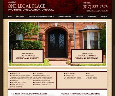 Law Offices of J. Kent McAfee,