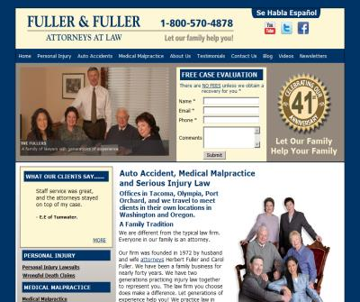 Personal Injury Attorney Tacoma
