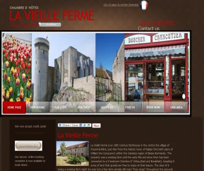La Vieille Ferme Bed and Breakfast/Charmbre d`hotes