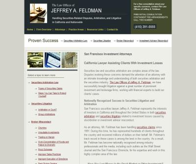 Jeffrey A. Feldman, Attorney a