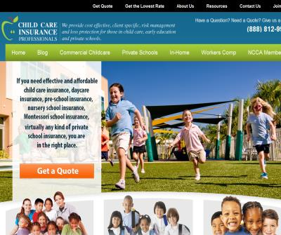 Child Care Insurance Professionals