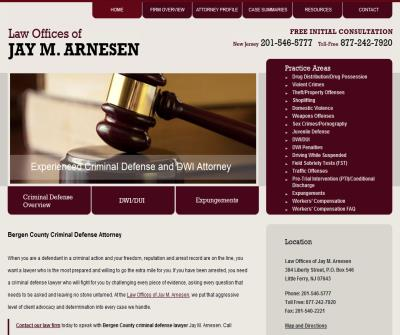 Law Office of Jay M. Arnesen