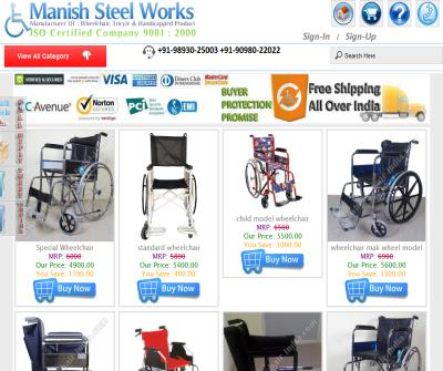 wheelchair and handicapped services