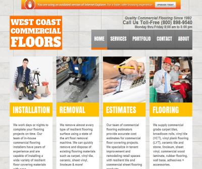 West Coast Commercial Floors
