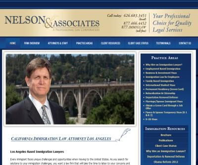 Nelson & Associates, A Professional Law Corporation