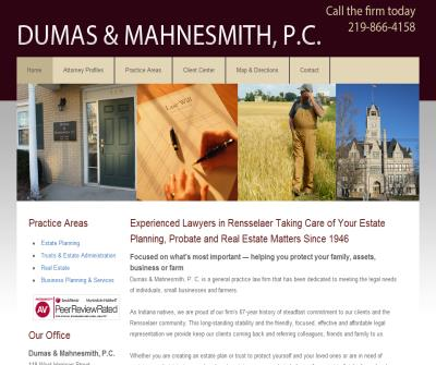 The Law Offices of Dumas, Weist & Mahnesmith