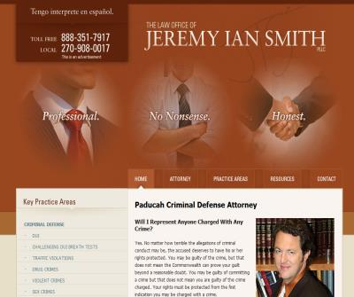 The Law Office of Jeremy Ian Smith, PLLC