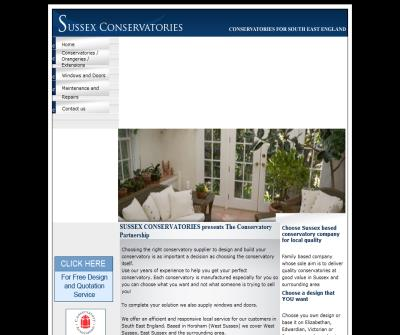 Conservatories from Local Conservatory Suppliers for Sussex, UK