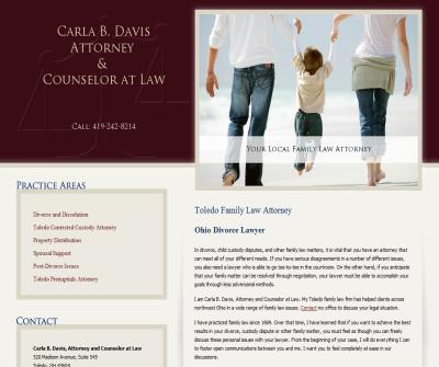 Carla B. Davis, Attorney & Counselor at Law