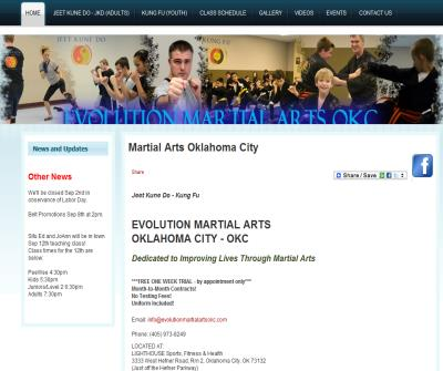 Martial Arts Oklahoma City - Jeet Kune Do / JKD Adults | Childrens Kung Fu