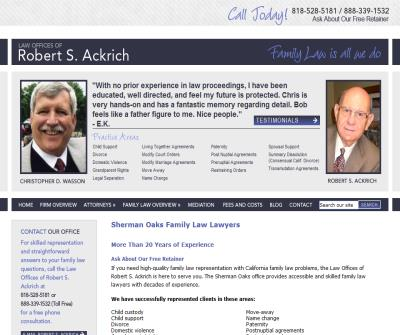 Law Offices of Robert S. Ackri
