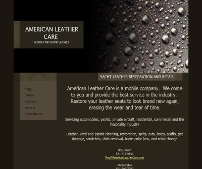 American Leather Care