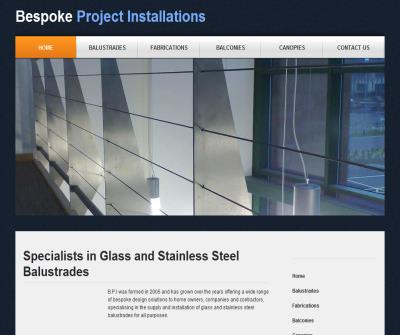 Glass Balustrades - Balcony & Stainless Balustrades