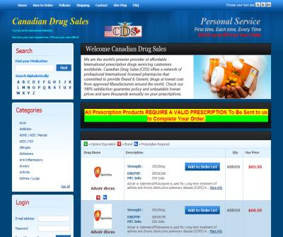 Online Canadian Pharmacy