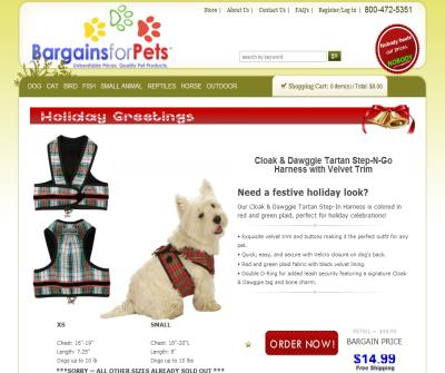 Wholesale Pricing Pet Products