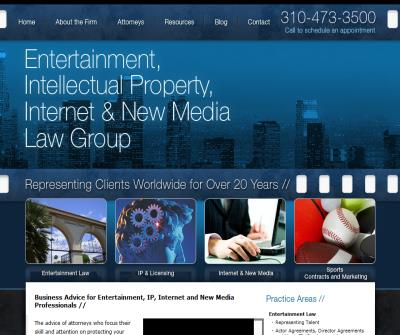 Entertainment, Intellectual Property, Internet & New Media Law Group