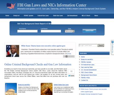 Gun Ownership Requires a Gun Background Check , Do you Know Why?
