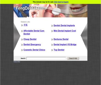 dental chair/dental unit supplier