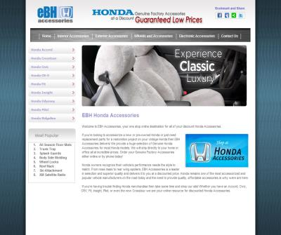 Discount Honda Accessories