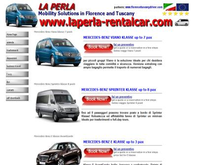La Perla Mobility Solutions in Italy and Tuscany