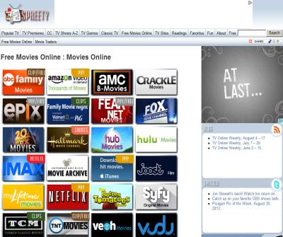 watch movies online for free