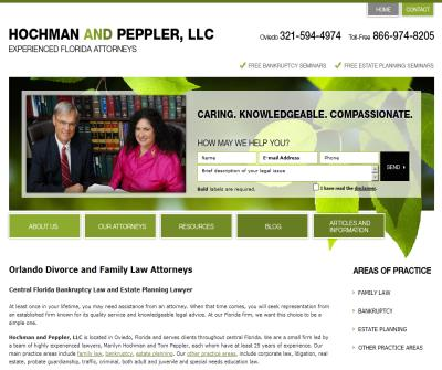 Hochman and Peppler LLC