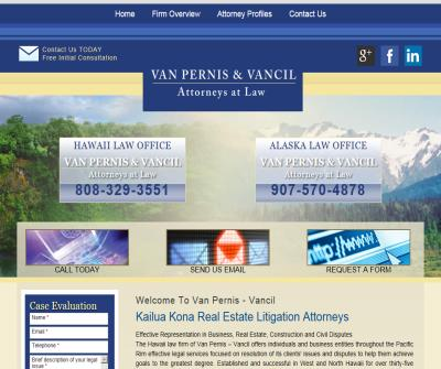 Van Pernis - Vancil, Attorneys at Law