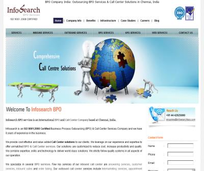 Infosearch BPO Services