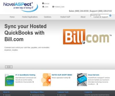 The Quickbooks Hosting Specialists