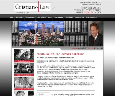 Denver Medical Malpractice Attorney